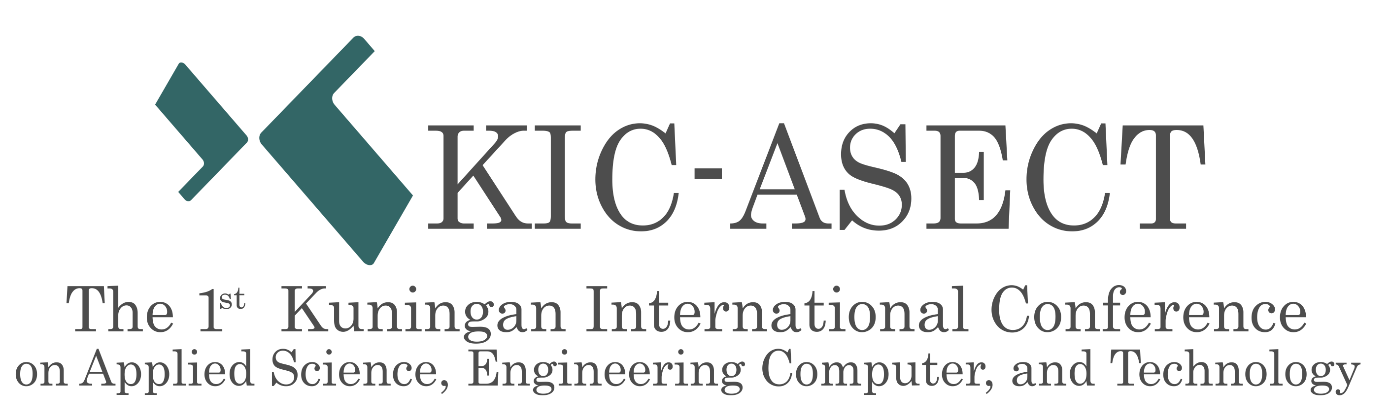 KIC-ASECT - 1st Kuningan International Conference on Applied Science, Engineering, Computer, and Technology